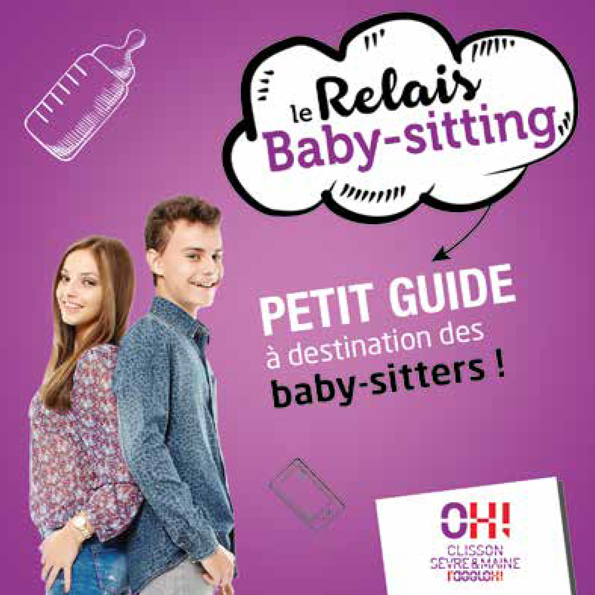 AEJ Guide Baby sitting pour les baby sitters