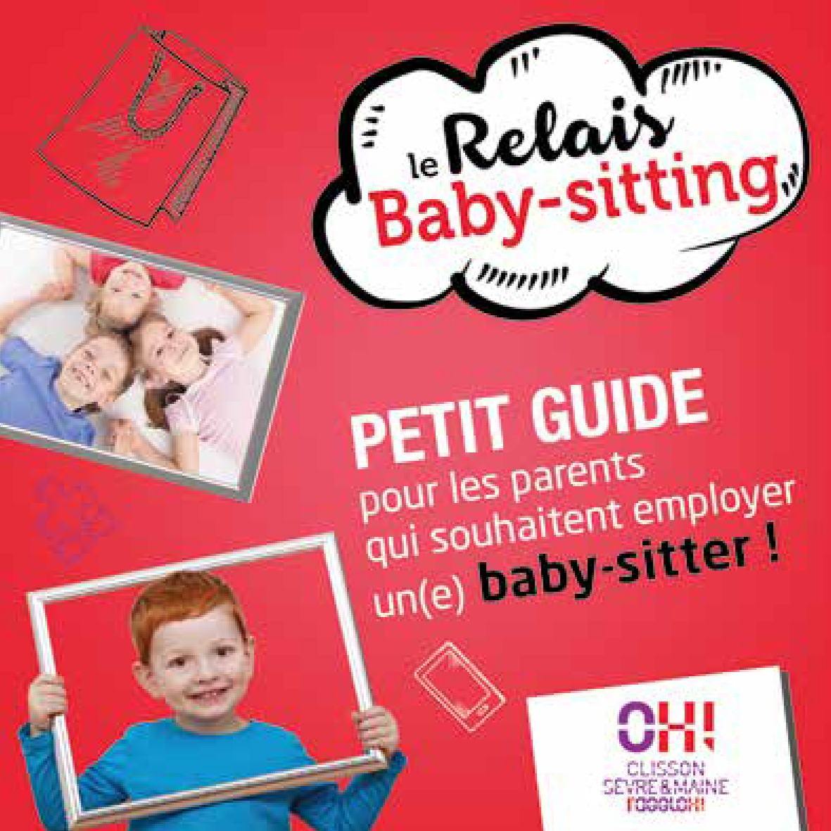 AEJ Guide baby-sitting pour les parents