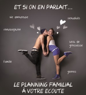 Affiche Permanence Planning Familal